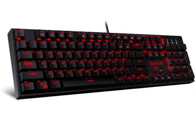 REDRAGON SURARA K582 RED LED Mechanical Red Switches