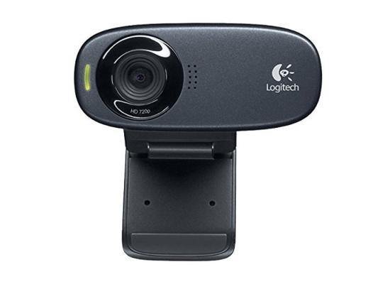Logitech C310 HD 720p USB Webcam w/ Noise Reduction Mic