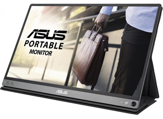 "ASUS MB16AC ZenScreen 15.6"" Full HD Portable USB-C/3.0 Monitor"