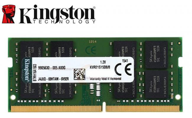 Kingston ValueRAM 32GB DDR4-2666 Notebook Memory