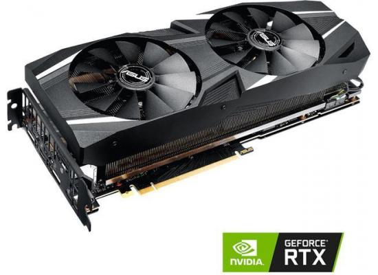 ASUS Dual GeForce RTX 2070 8GB GDDR6 Gaming Graphic Card