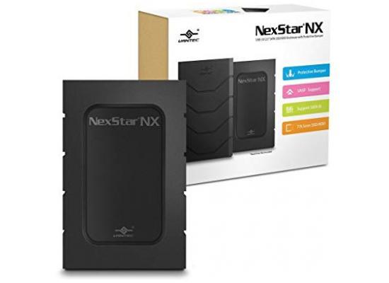 """Vantec NST-239S3B NexStar NX 2.5"""" SATA to USB 3.0 w/ Bumper"""