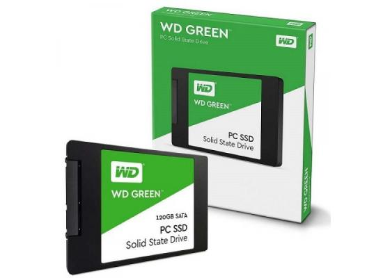 WD Green 480GB SATAIII SSD Solid State Drive