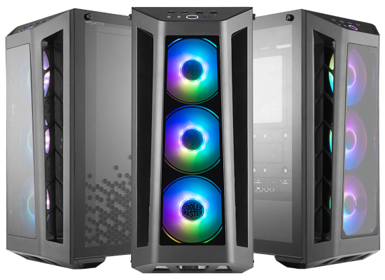 Cooler Master MasterBox MB530P Gaming Case