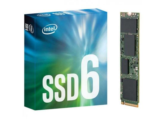 Intel 660p Series 512GB M.2 80mm PCI-Express 3.0 (QLC)