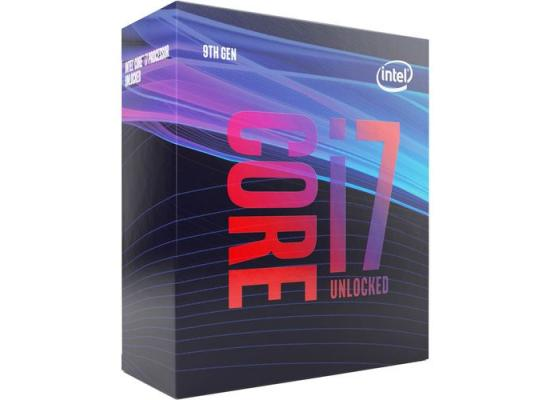 Intel Core i7-9700K Coffee Lake 8-Core 12MB Cashe , 8-Thread