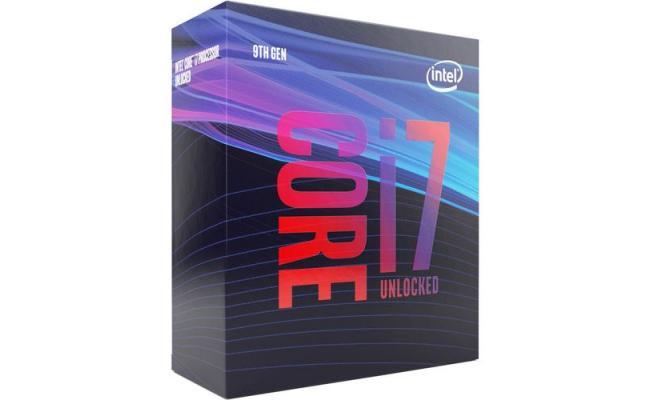 Intel Core i7-9700KF Coffee Lake 8-Core 12MB Cashe , 8-Thread