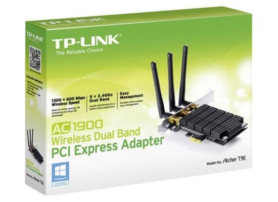 TP-Link Archer T9E AC1900 Wireless WiFi PCIe Adapter