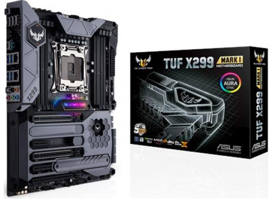 Asus TUF X299 MARK 1 Intel X299 ATX Motherboard