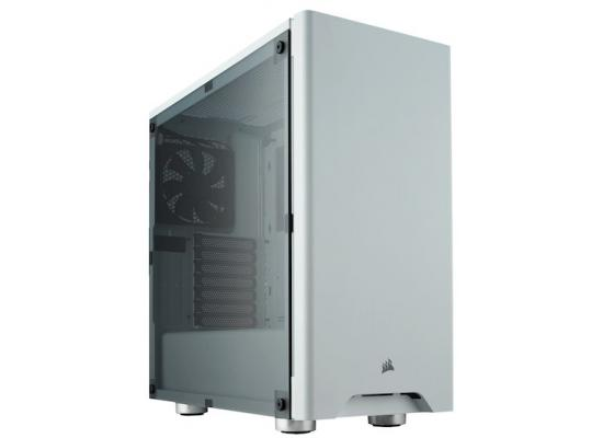 Corsair Carbide Series 275R Tempered Glass - White