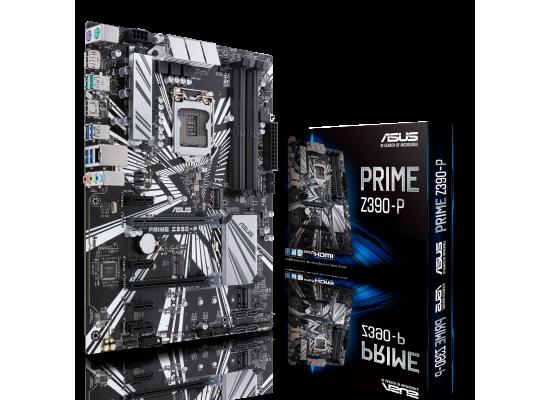 Asus PRIME Z390-P Intel Z390 ATX Motherboard