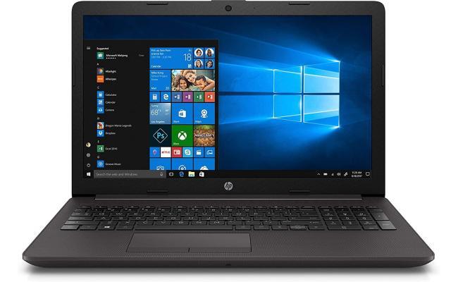 HP 250 G8 Notebook PC 10Gen Intel Core i3 4-Cores , Back