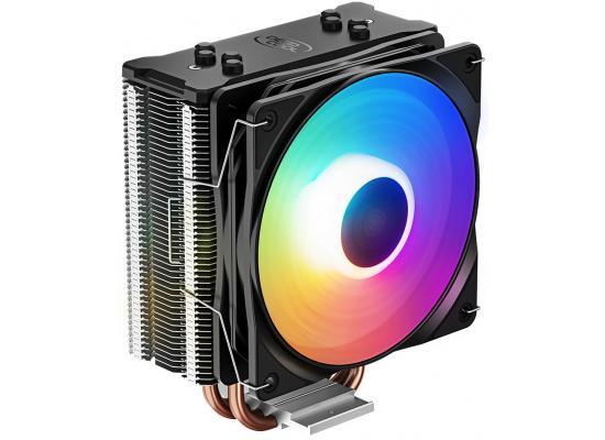 Deepcool Gammaxx 400 XT 6 LED PWM Fan Super Silent - Black