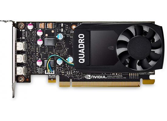 PNY NVIDIA Quadro P400 V2 2GB GDDR5 3 DisplayPorts