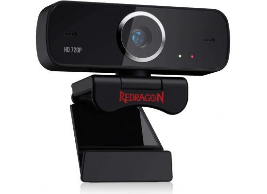 Redragon GW600 720P Microphone 360-Degree Rotation 2.0 USB WebCam