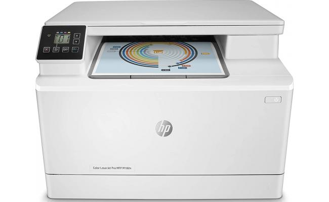 HP Color Laser MFP 182n A4 Multifunction Printer
