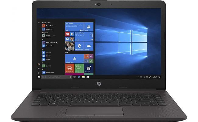 HP 245 G7 Notebook PC AMD Ryzen 5 4-Cores , Back