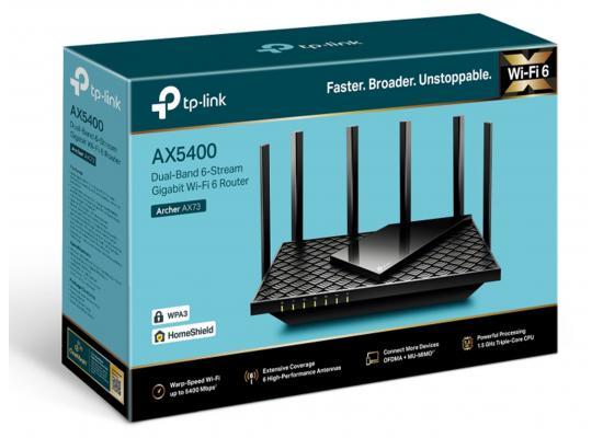 TP-Link Archer AX73 AX5400 Dual-Band Gigabit Wi-Fi 6 Router