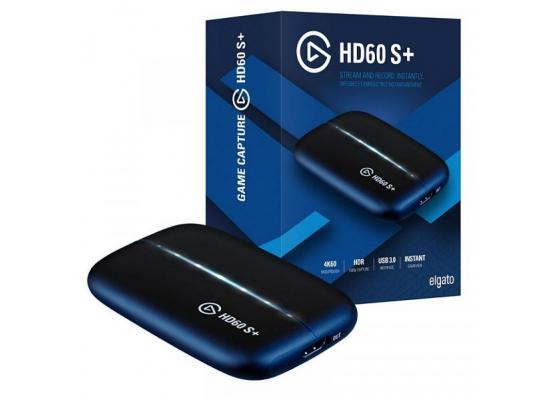 Elgato HD60 S+ USB 3.0 Game Capture Device