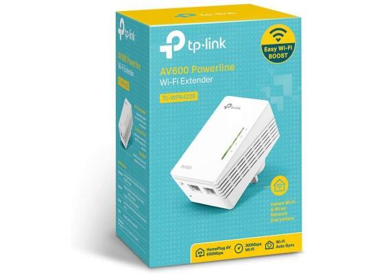 TP-Link TL-WPA4220 AV600 Wi-Fi Powerline Extender
