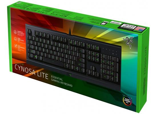 Razer Cynosa Chroma Lite Essential Membrane Gaming Keyboard