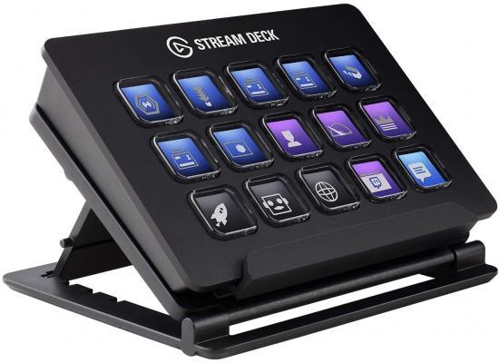 Elgato Stream Deck Keypad USB 15 Customizable LCD Keys