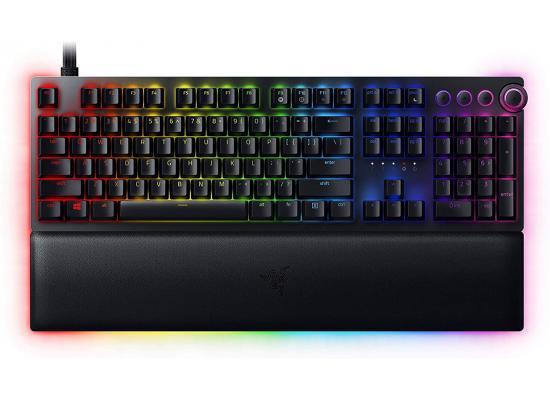 Razer Huntsman V2 Analog Optical Switches RGB Chroma