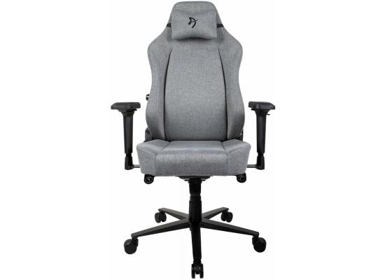 Arozzi Primo Premium Woven Fabric Gaming/Office Chair - Grey