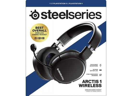SteelSeries Arctis 1 (2020) Wireless For PlayStation