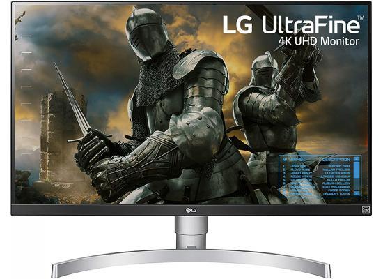 "LG 27UL650-W 27"" UHD 4K IPS LED HDR 400 with VESA Display"