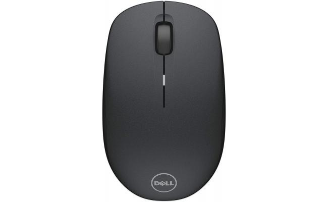 Dell WM126 Wireless Long Battery Life Comfortable Design Mouse