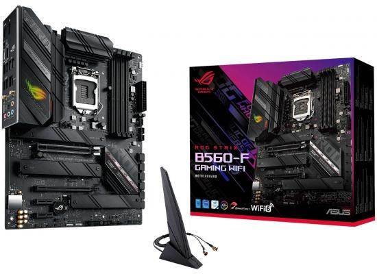 ASUS ROG Strix B560-F (WiFi 6) Intel B560 Gaming Motherboard