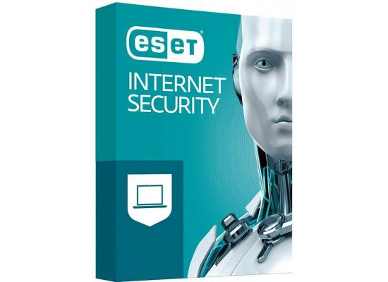 ESET NOD32 Internet Security For 2 Devices 1 Year