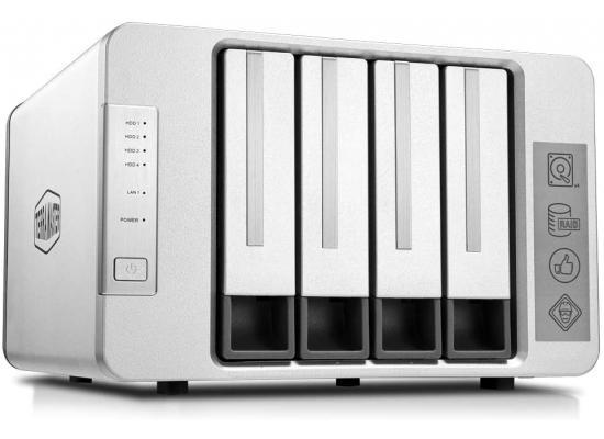 TerraMaster F4-210 4-Bay NAS Media Server (Diskless)