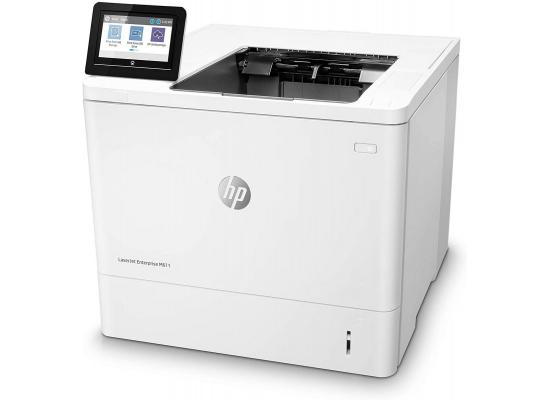 HP Laserjet Enterprise M611dn Monochrome Duplex Printer