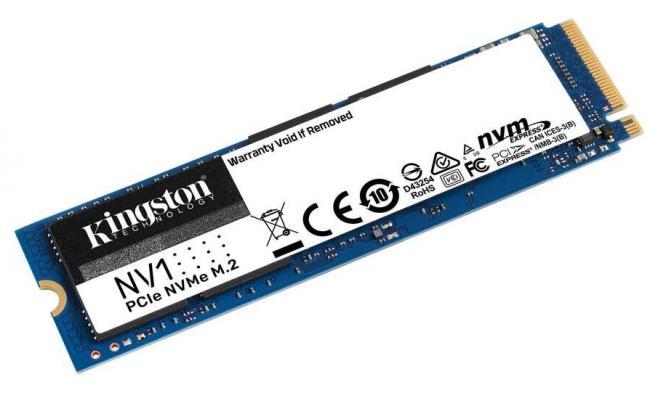 Kingston NV1 1TB M.2 2280 PCIe NVMe SSD