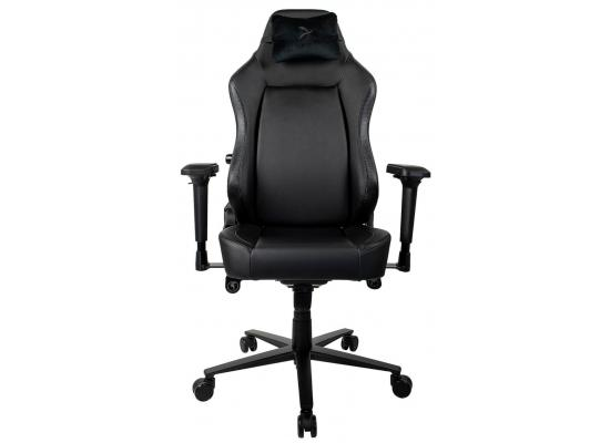 Arozzi Primo Premium PU Leather Gaming/Office Chair - Black Logo