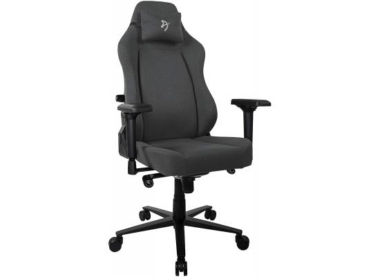 Arozzi Primo Premium Woven Fabric Gaming/Office Chair - Black