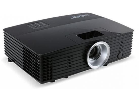 Acer P1385W Data Projector 3400 ANSI lumens DLP WXGA , Black