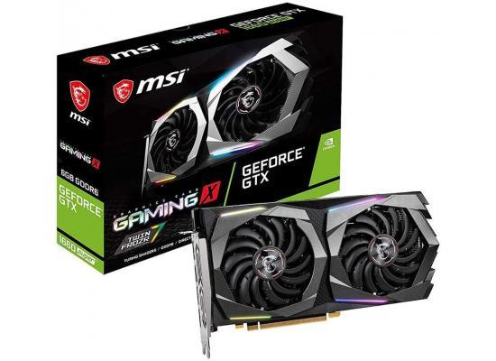 MSI NVIDIA GTX 1660 SUPER 6GB DDR6 GAMING X Plus Turing