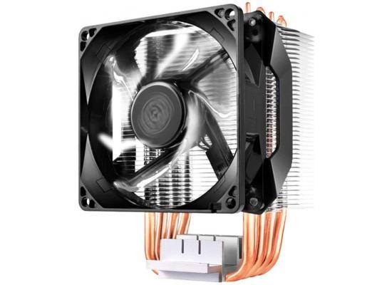 Cooler Master Hyper H411R CPU Air Cooler 4 Heatpipes 92mm LED Fan