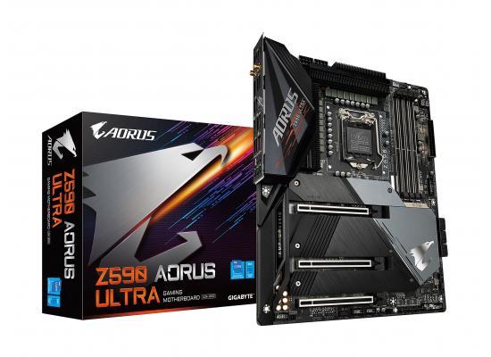Gigabyte Z590 Aorus ULTRA Intel Z590 Intel WIFI 6 Mainboard