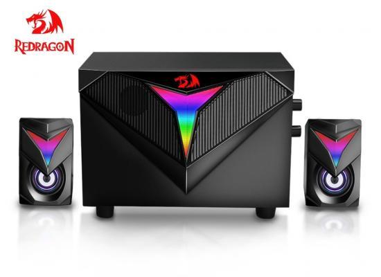 Redragon GS700 Toccata Stereo Surround RGB 2.1 Heavy Bass Sound Bar