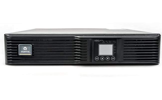 Vertiv Liebert 3000 VA 2700 W 230 V On-Line UPS, Black