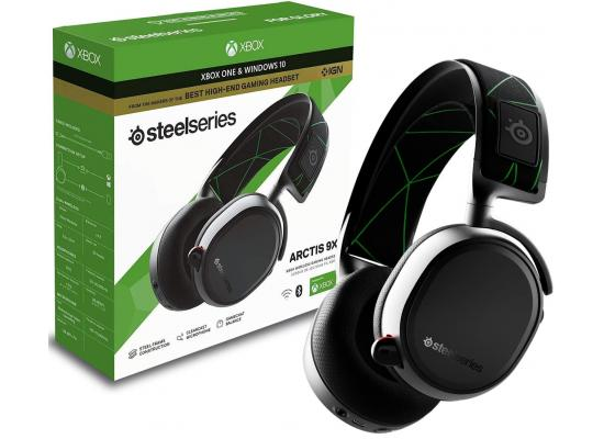 SteelSeries Arctis 9X Series X Wireless Gaming Headset For Xbox