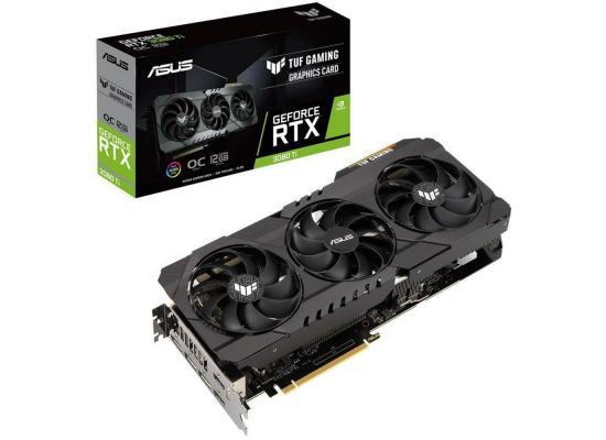ASUS TUF Gaming GeForce RTX 3080 Ti OC Edition 12GB GDDR6X