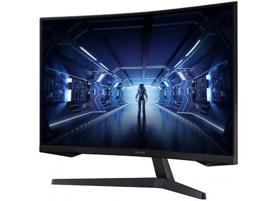 "SAMSUNG 32"" Odyssey G5 2K HDR 144hz 1000R Curved Gaming Monitor"