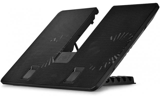 DeepCool U PAL 2x140mm Fans Adjustable USB 3.0 Laptop Cooler