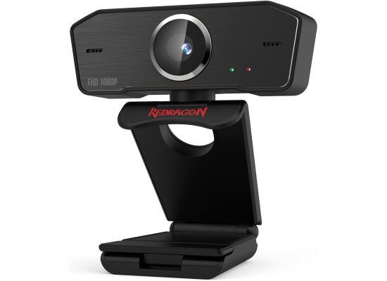 Redragon GW800 Full HD Dual Microphone 360-Degree WebCam