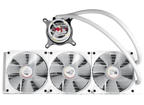 ASUS ROG STRIX LC 360 360 RGB GUNDAM EDITION AIO CPU Water Cooler